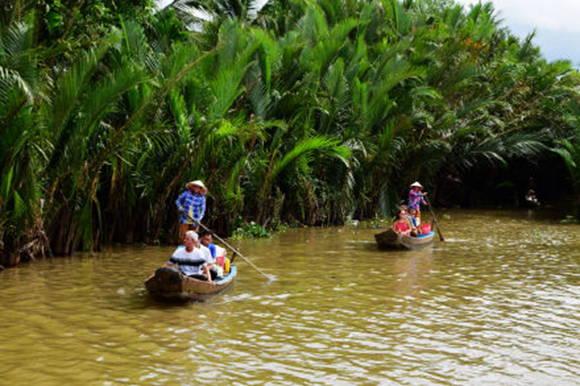 越南西貢湄公河一日遊